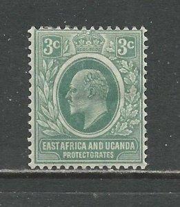 East Africa & Uganda Protectorates  Scott catalog # 32 Unused HR See Desc