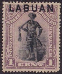 Labuan #49 Mint