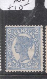 Queensland SG 281 MOG (9dls)