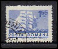 Romania Used Fine D36960