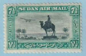 SUDAN C29 AIRMAIL  MINT NEVER HINGED OG ** NO FAULTS EXTRA FINE!