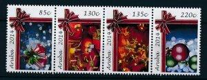 [AR780] Aruba 2014 Christmas New Year  MNH