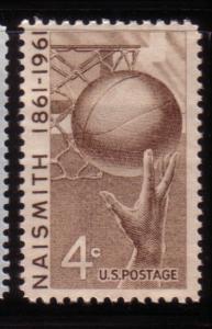 US#1189 Basketball (MNH)  CV $0.25