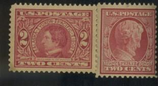 367 370 MINT F-VF OG NH Cat$26.50