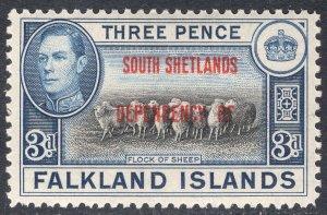 FALKLAND ISLANDS SCOTT 5L4