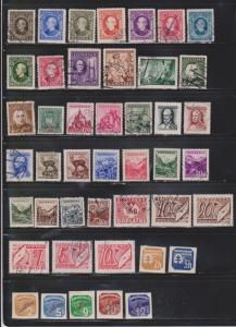 SLOVAKIA Lot Of Older Mostly Used Issues - Nice Stamps