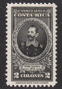Costa Rica Scott C91 VF mint OG HHR.