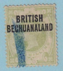 BRITISH BECHUANALAND 37 NO FAULTS EXTRA FINE !
