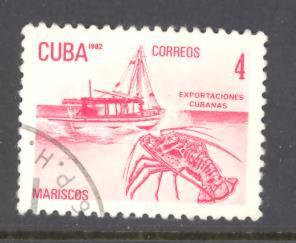 Cuba Sc # 2485 used (DT)