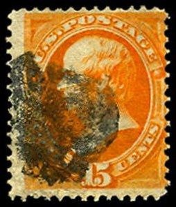 U.S. BANKNOTE ISSUES 163  Used (ID # 39784)