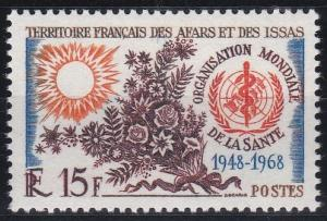 Afars and Issas 317 MNH (1968)