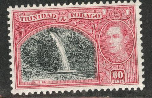 Trinidad & Tobago Scott 59 MH* stamp