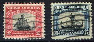United States Used Scott 620-621