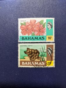 Bahamas 436,439 VF, CV $16.50