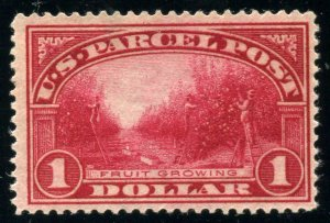 #Q12 $1 PARCEL POST VF-XF OG LH ⭐⭐⭐⭐⭐