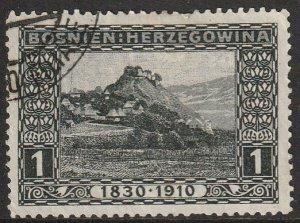 1910  1h Bosnia Herzegovina F J B'Day Scenes