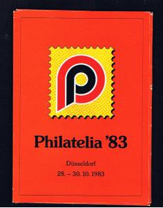 PHILATELIA 83 BOOKLET