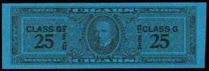 U.S. REV. TAXPAIDS-CIGAR TC2497b  Mint (ID # 63338)