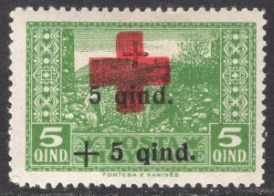 ALBANIA SCOTT B5