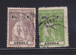 Angola 138, 152 U Ceres