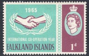 FALKLAND ISLANDS SCOTT 156