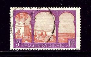 Algeria 64 Used 1936 issue