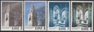 Ireland 376-9 MNH - Buildings