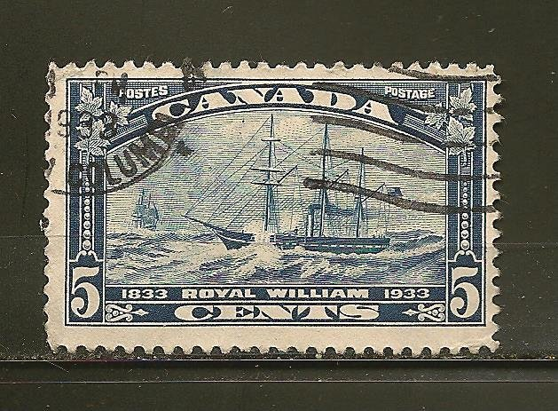 Canada 204 SS Ship Royal William Used