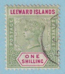 LEEWARD ISLANDS 7 USED - NO FAULTS EXTRA FINE!