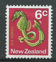 New Zealand SG 1013  VFU unwatermarked paper