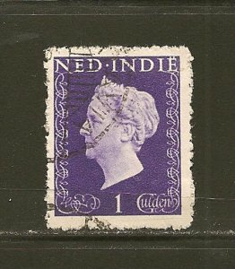 Netherlands Indies 245 Used