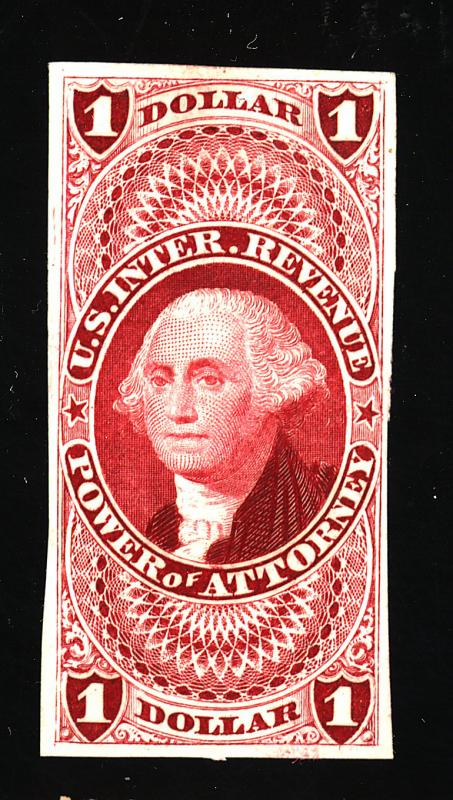 R75TC3a MINT Trial Color Proof F-VF NH CAt$120