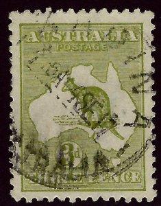 Australia SC#47 Used VF...A very Popular Country!!