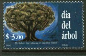 MEXICO 2152, Arbor Day. MINT, NH. VF. (69)