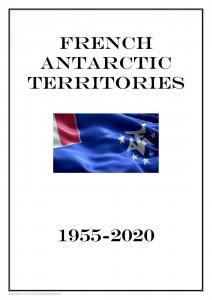 French Antarctic Territories (Lands) 1955-2020 PDF (DIGITAL)  STAMP ALBUM PAGES