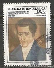 HONDURAS C625 VFU R8-141-2