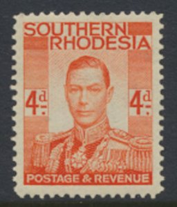 Southern Rhodesia  SG 43  SC# 45 Mint Never Hinged  see scans