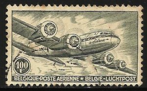 Belgium Air Mail 1946 Scott# C11 Used