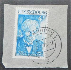Luxembourg 564. 1975 Schweitzer, used