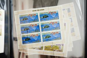 Cook Islands 1960's Mint Stamp Collection