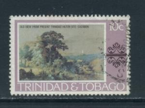 Trinidad and Tobago 263  Used (1)