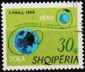 Albania. 1966 30q S.G.1028 Fine Used