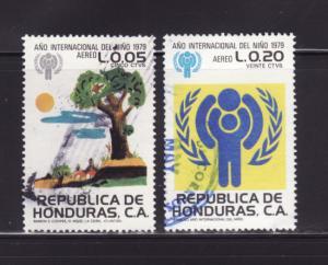 Honduras C683, C685 U IYC (C)