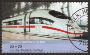 Germany #B981 used - train