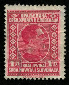 Kingdom of Serbia, Croatia and Slovenia, 1D (Т-8364)