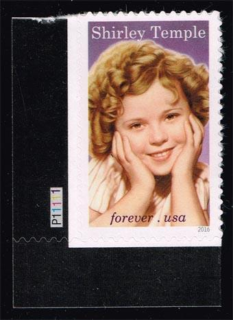 US #5060 Shirley Temple P# Single; MNH (0.95)