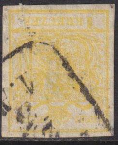 Austria 1850 SC 1 Used