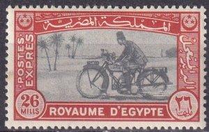 Egypt #E3  F-VF  Unused  CV $6.75 (Z3271)