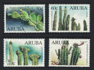 Aruba Cacti 4v SG#236-239