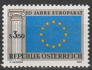 Austria #838  MNH  (S4569)